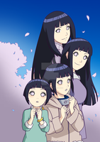 Hinata - Ages by Mockingbyrd