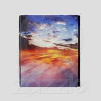 Magma and sky ipad case by soulpacifica