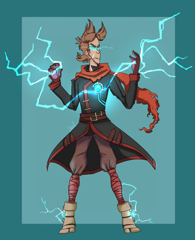 Tempest! Tord by KioskOfSquids