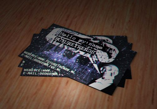 businesscard :D its MINE by rejectsocietyfx