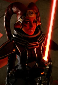 Star Wars: The Old Republic - Sith Inquisitor 3 by Feyische