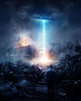 After Earth II by Ahmed-R-Shalaby