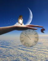 The Hand of Time by Elorine