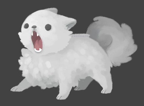 lil bork by Res0nare
