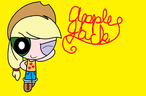 Puffed Apple Jack by xXkerrysweetXx