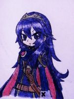 Friend RQ: Lucina by Death--EXE