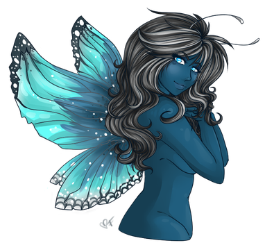 Butterfly. by SummerTragedy