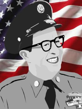 Phil Silvers by TheRedmax