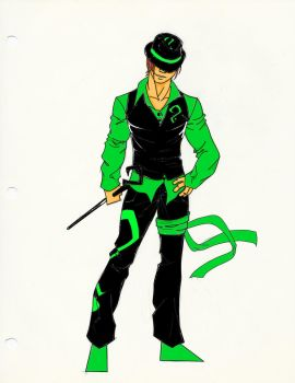 The Riddler by Ovan01