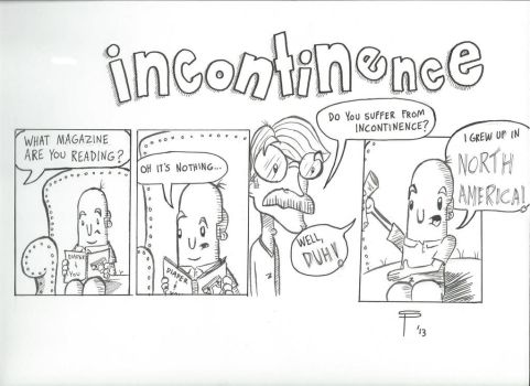 Incontinence by SlugSlimes