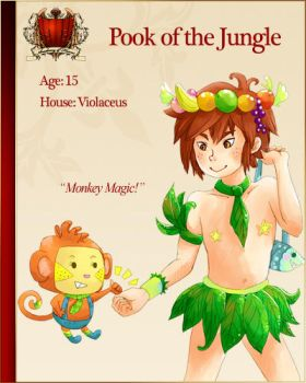AoH: Pook of the Jungle by M-U-S-I-K