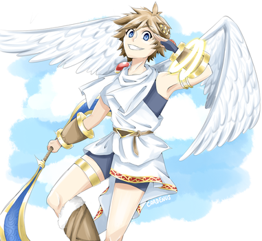 Pit Kid Icarus Favourites By Gheroes48 On DeviantArt