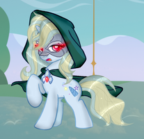 MLP My Magic Will Be Better Then Your's Silver by GalaxySwirlsYT