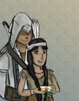 Connor gets all the Indian girls by iguanablogger