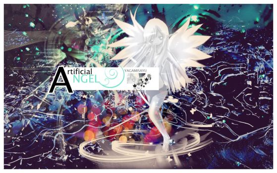 Artificial Angel Wallpaper by YagamiSayu