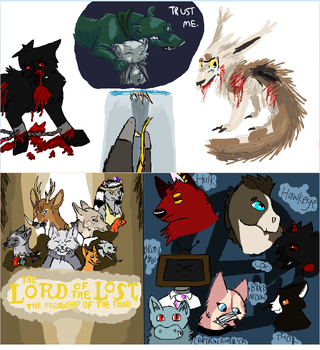 iscribble party sc by Evelyn-Cross