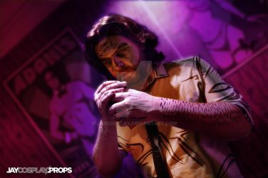 Bigby Wolf / The Wolf Among Us (Cosplay) - 06 by JayCosplay