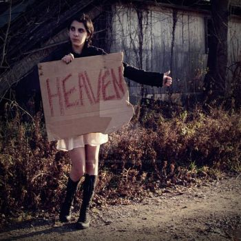 Hitchhike To Heaven by FracturedxPorcelain