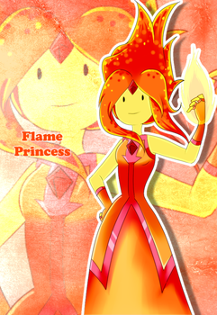 Fire in my hand by Rumay-Chian