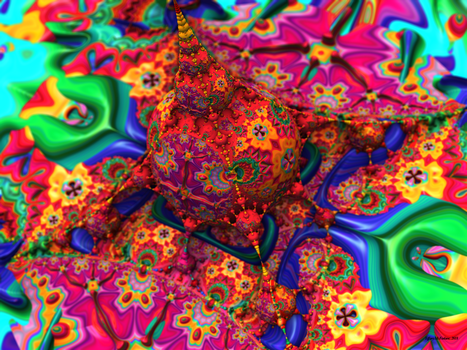 Super Psychedelic Splash by tiffrmc720