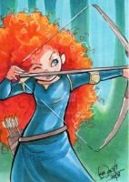 Merida by skardash