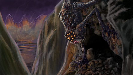 Mouth Of Madness by t5FX