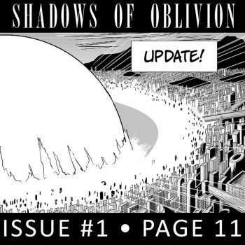 Shadows of Oblivion #1 p11 update by Shono