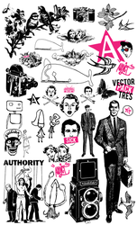 Vector Pack: Tres by Jonny-Doomsday
