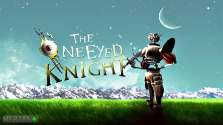 The One Eyed Knight by sourceshift