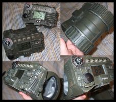 Pipboy 3000 in depth by Vice552