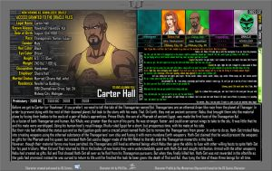 Carter Hall (Part 1 of 3) by Roysovitch