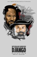 Django Unchained Poster 2 by odindesign