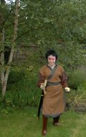 Zuko Cosplay - without hat by Caranth
