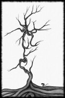 Demon Tree by Redsam6