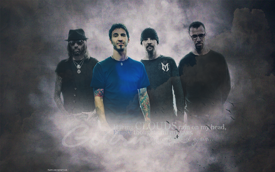 Wallpaper Godsmack Voodoo by Fustro