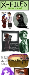 X-Files Dump by CelticBotan