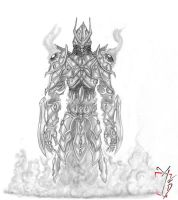 Armour Wraith by Islandmountain