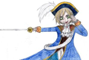 Doodle: Pirate England by lillilotus