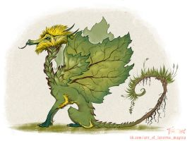 coltsfoot by Laterne-Magica