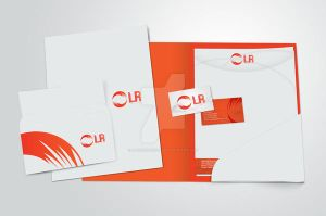 Light Rail Corporate Identity by Dannygdesigns