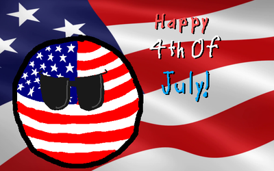 Happy 4th of July! by befree2209