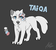 Taiqa Reference by UkeAnttu