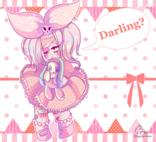 Darling by ShojoJackalope