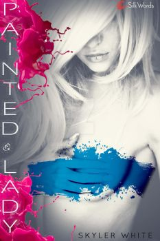 Erotic Romance cover: Painted Lady by Dafeenah