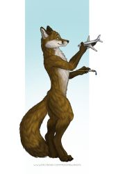 JetFox commission by Vlcek