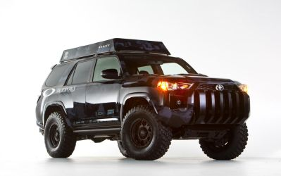 2013 Toyota Dream Build Ultimate Dream Ski 4Runner by ThexRealxBanks