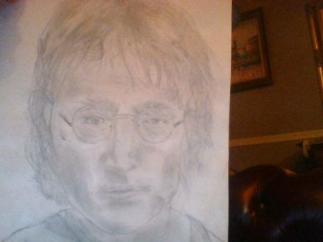 John Lennon by Marziman-Official