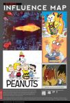 Max West's Influence Map