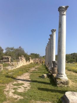 Salamis - Ancient Roman City by aryanwicked