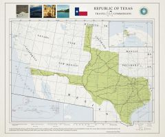 Travel the Republic of Texas (Commission) by ToixStory